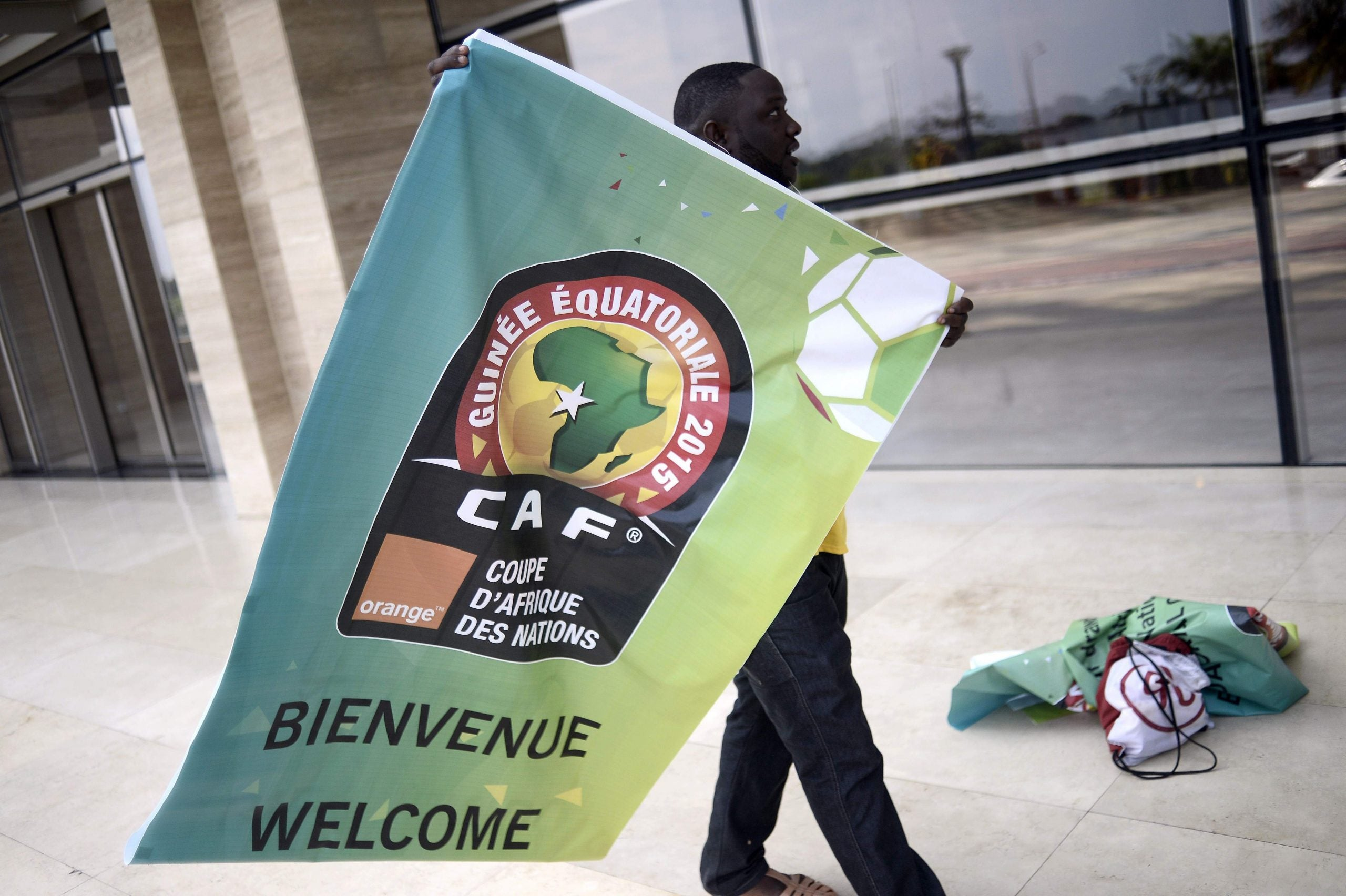 Letter from Equatorial Guinea: forget human rights – here comes the football