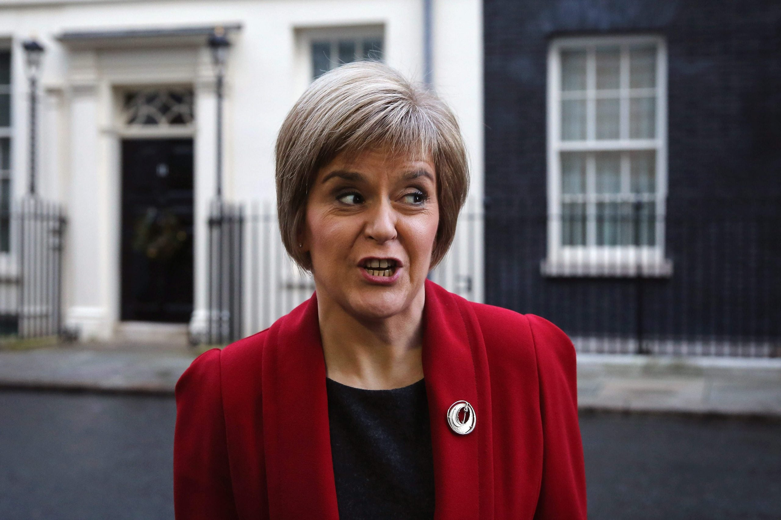 """Why has the SNP changed its definition of voting only on """"Scottish matters""""?"""