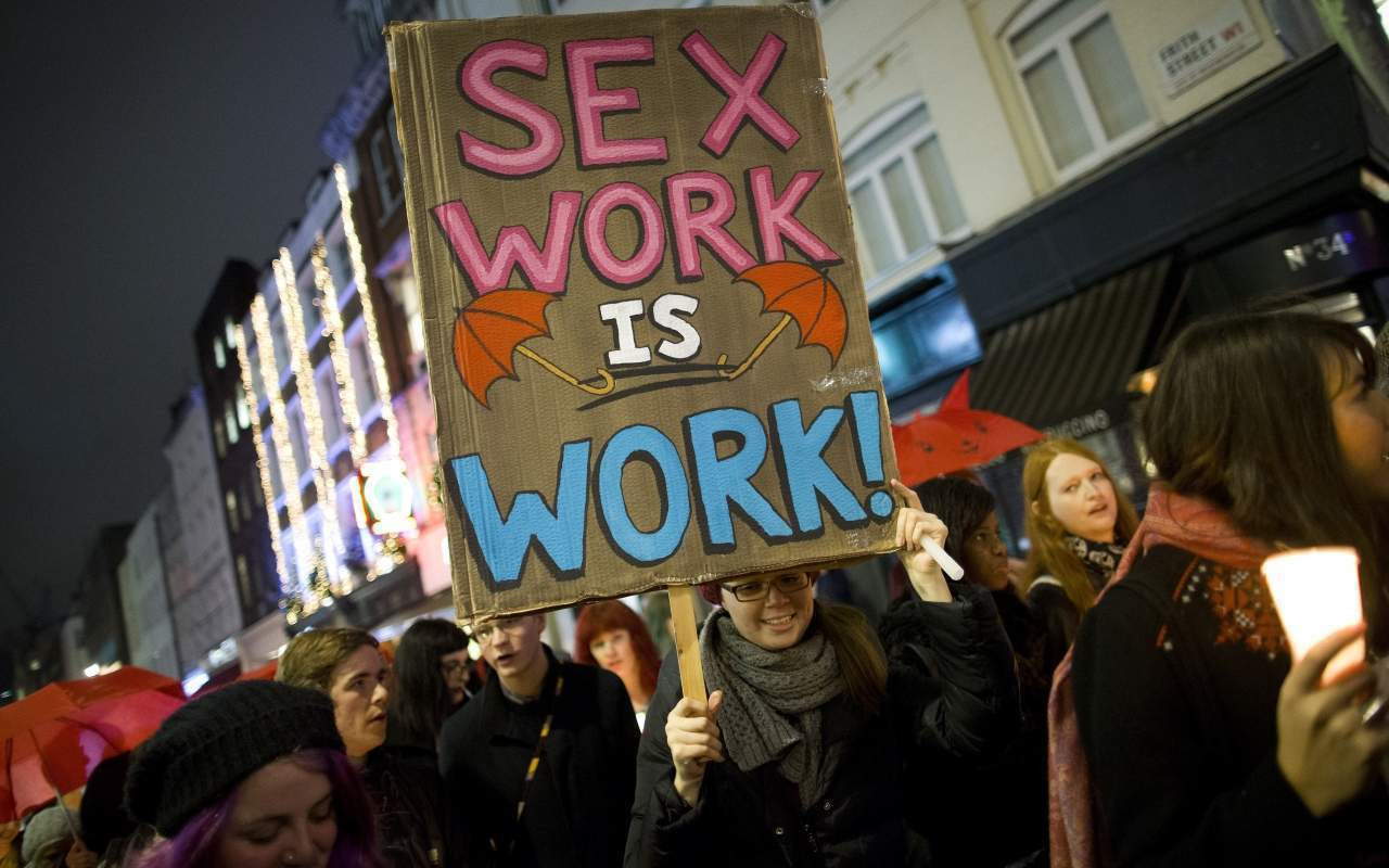 Still deciding who to vote for? Consider sex workers' rights