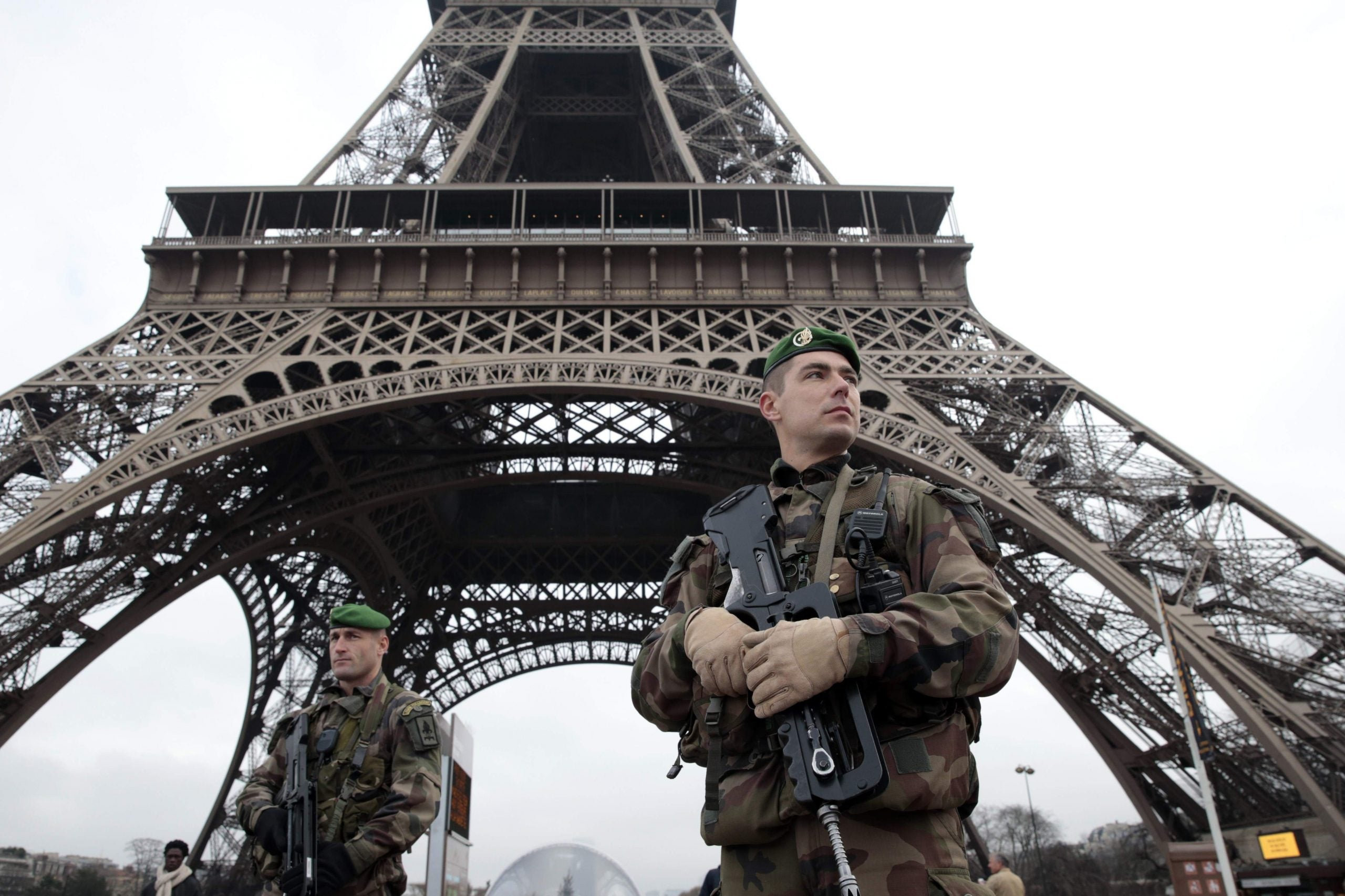 """In defence of soft power: why a """"war"""" on terror will never win"""
