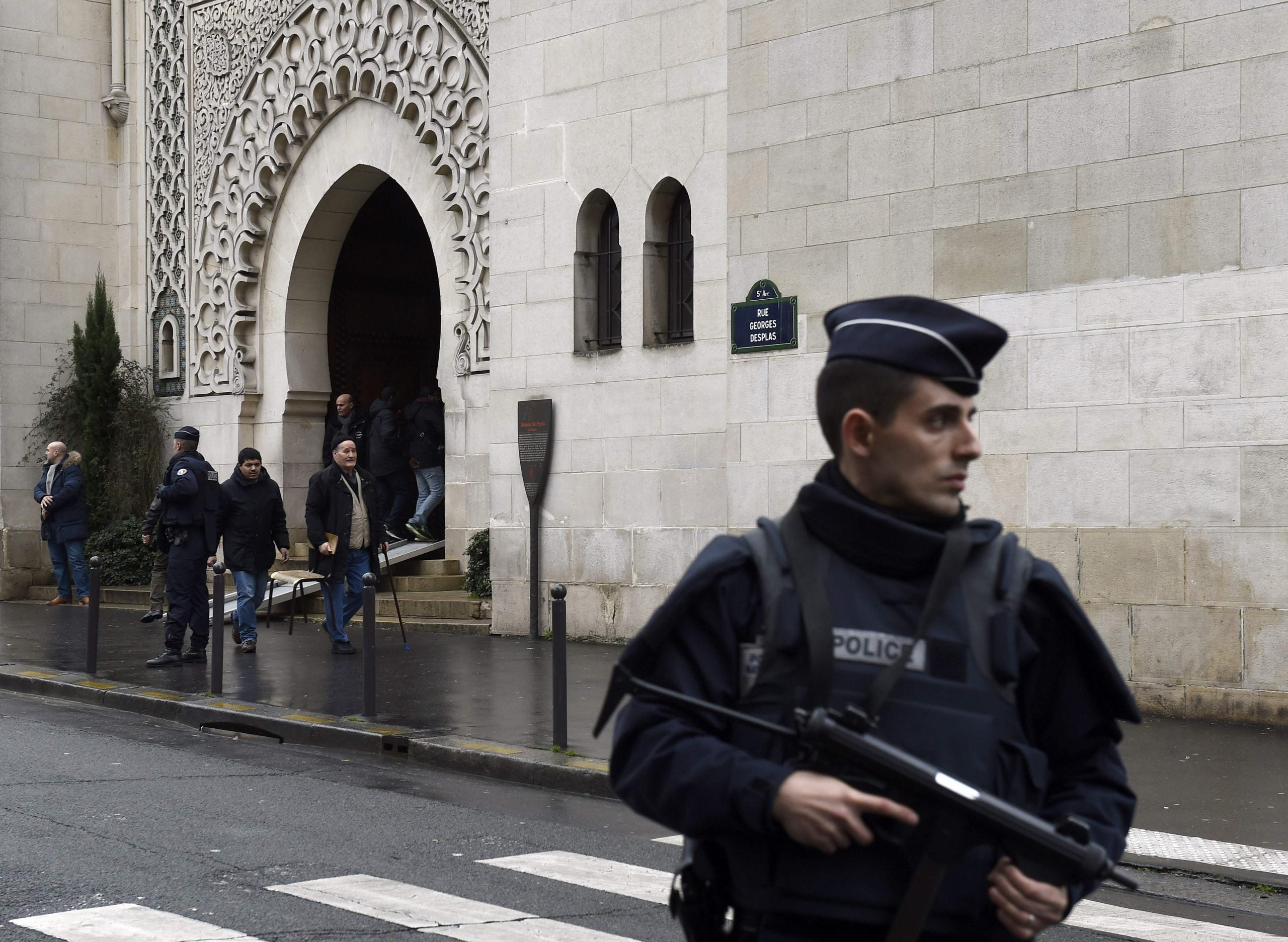 Is the Charlie Hebdo attack really a struggle over European values?