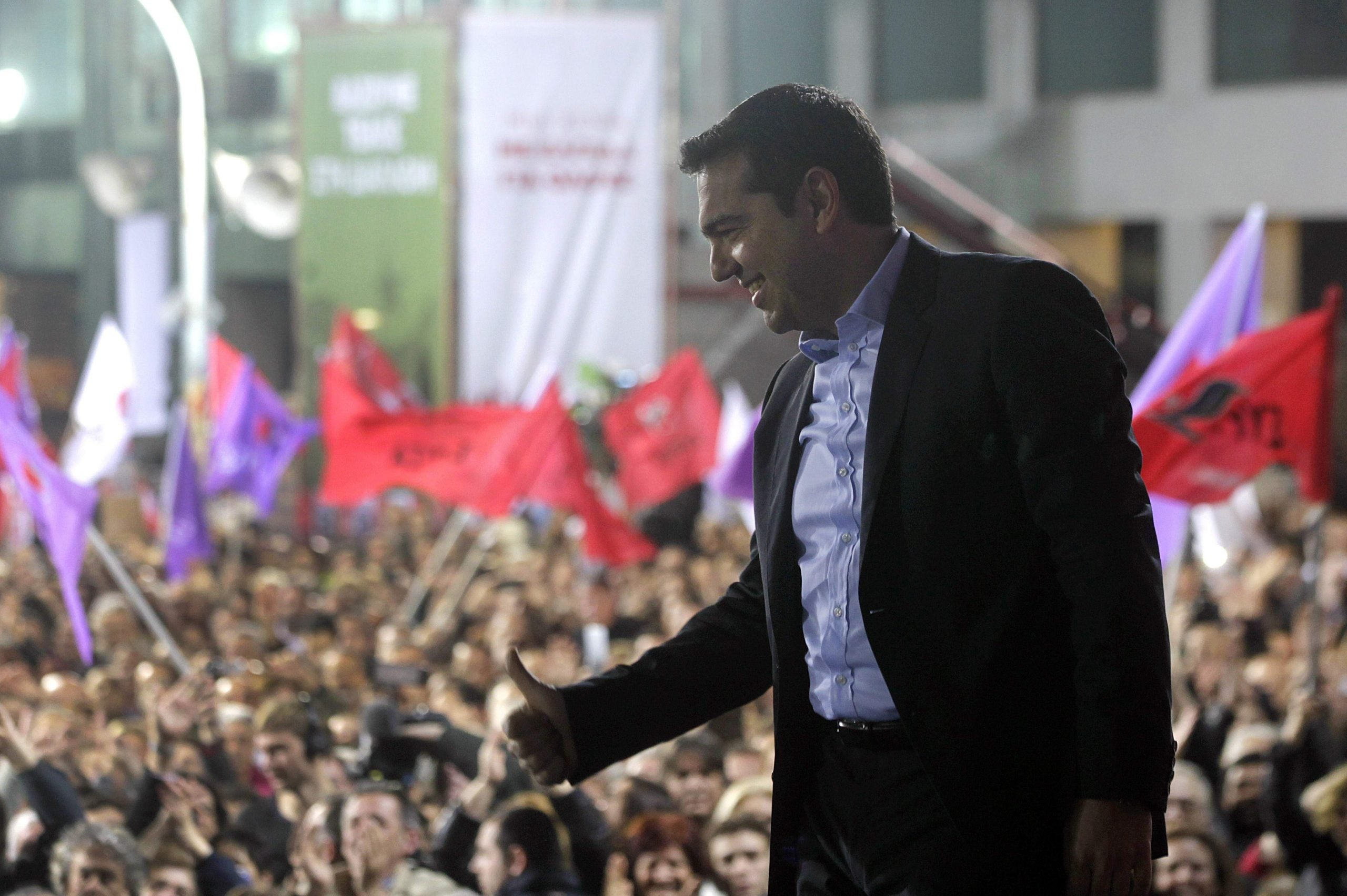 A view from Athens: why the left shouldn't put all its faith in Syriza