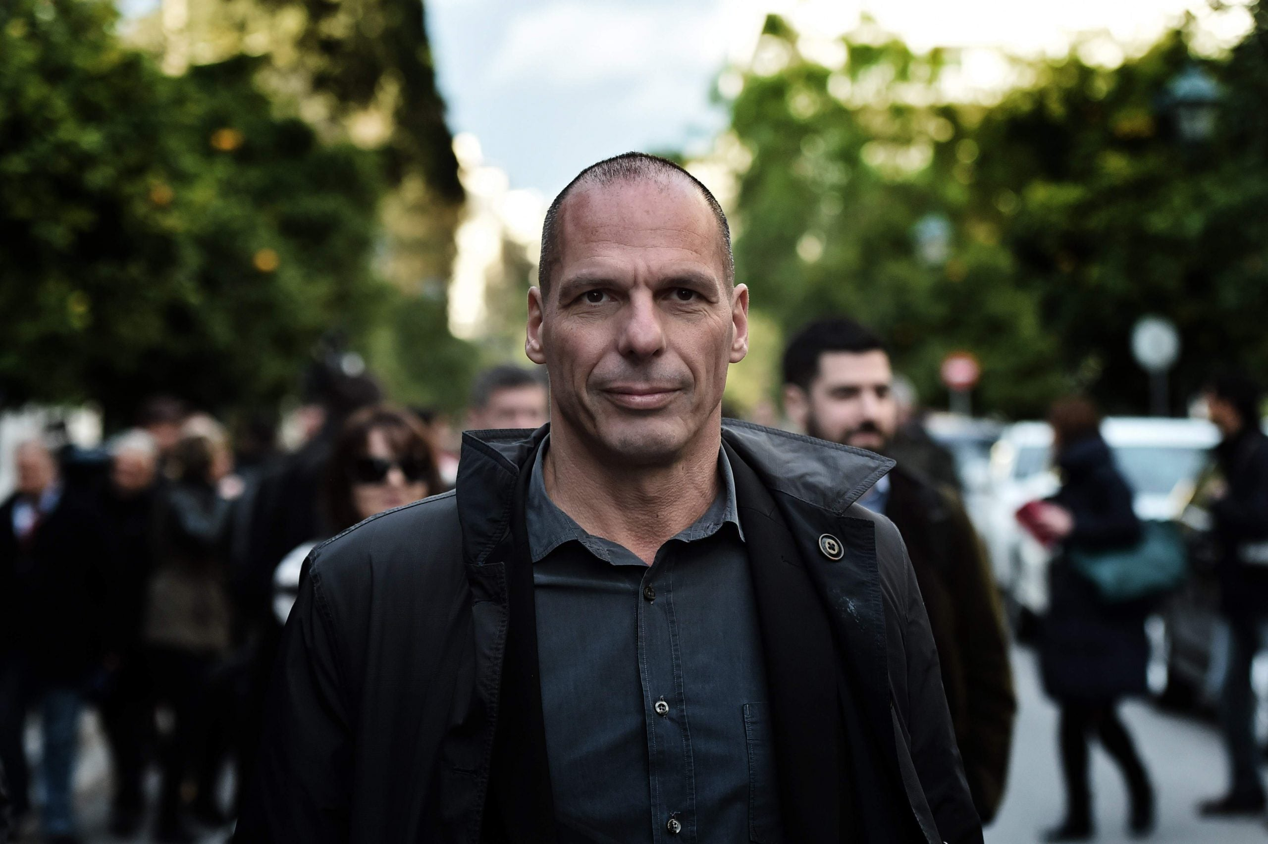 As Greeks pin their hopes on change, Syriza must stand firm against the country's elite