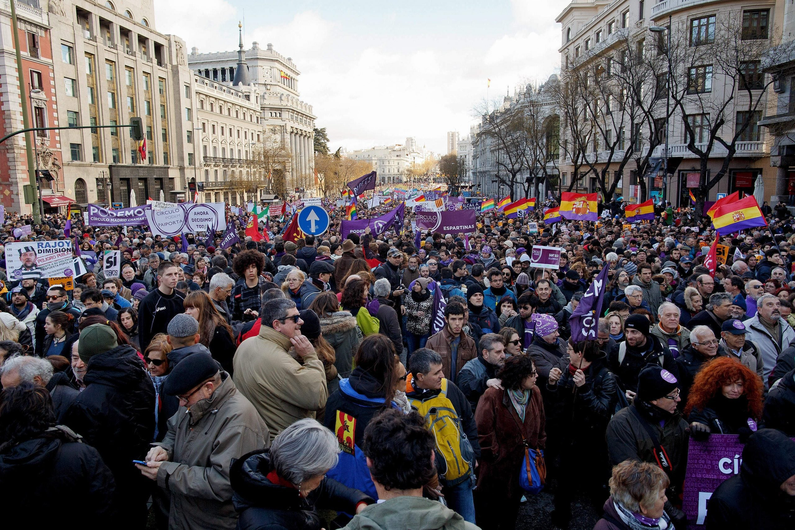 Podemos goes pro: how the Spanish party are fine-tuning their election message