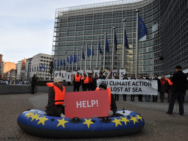 Can Europe save our planet?