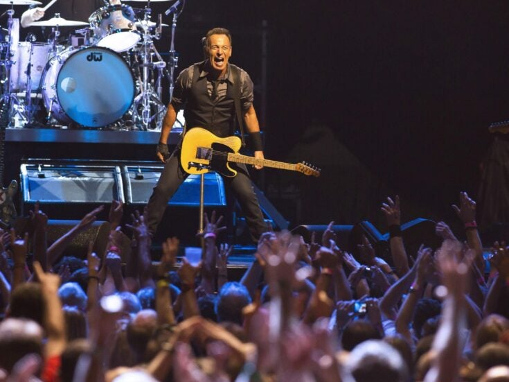 Bruce Springsteen's Born in the USA at 30: soundtrack to my life