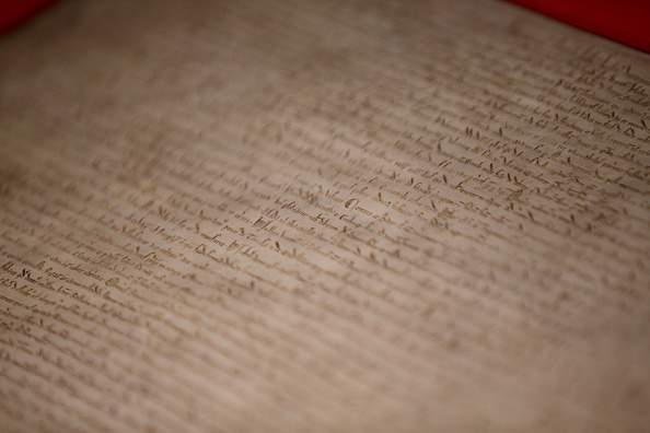 How can Britain celebrate Magna Carta and leave the ECHR in the same year?