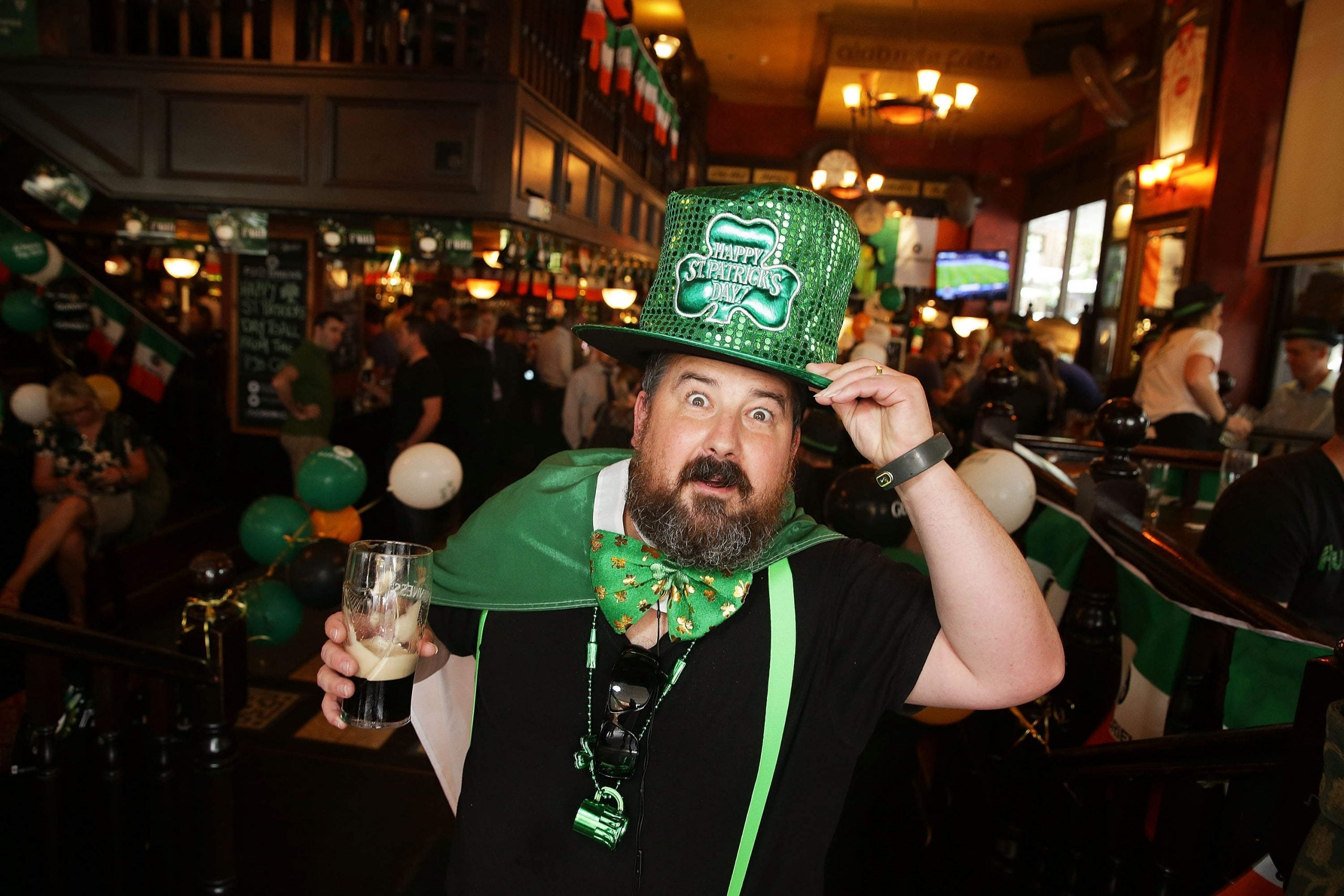The Irish identity crisis: why St Patrick's Day is an odd holiday