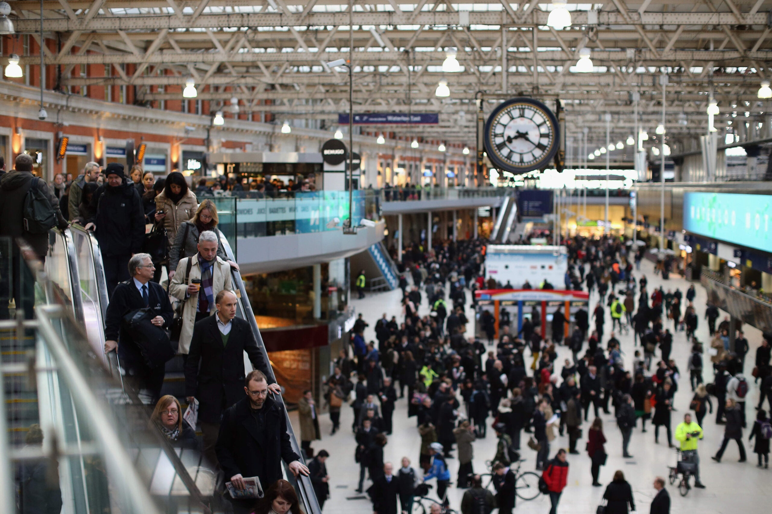 New employment data suggests an approaching uplift for the UK economy