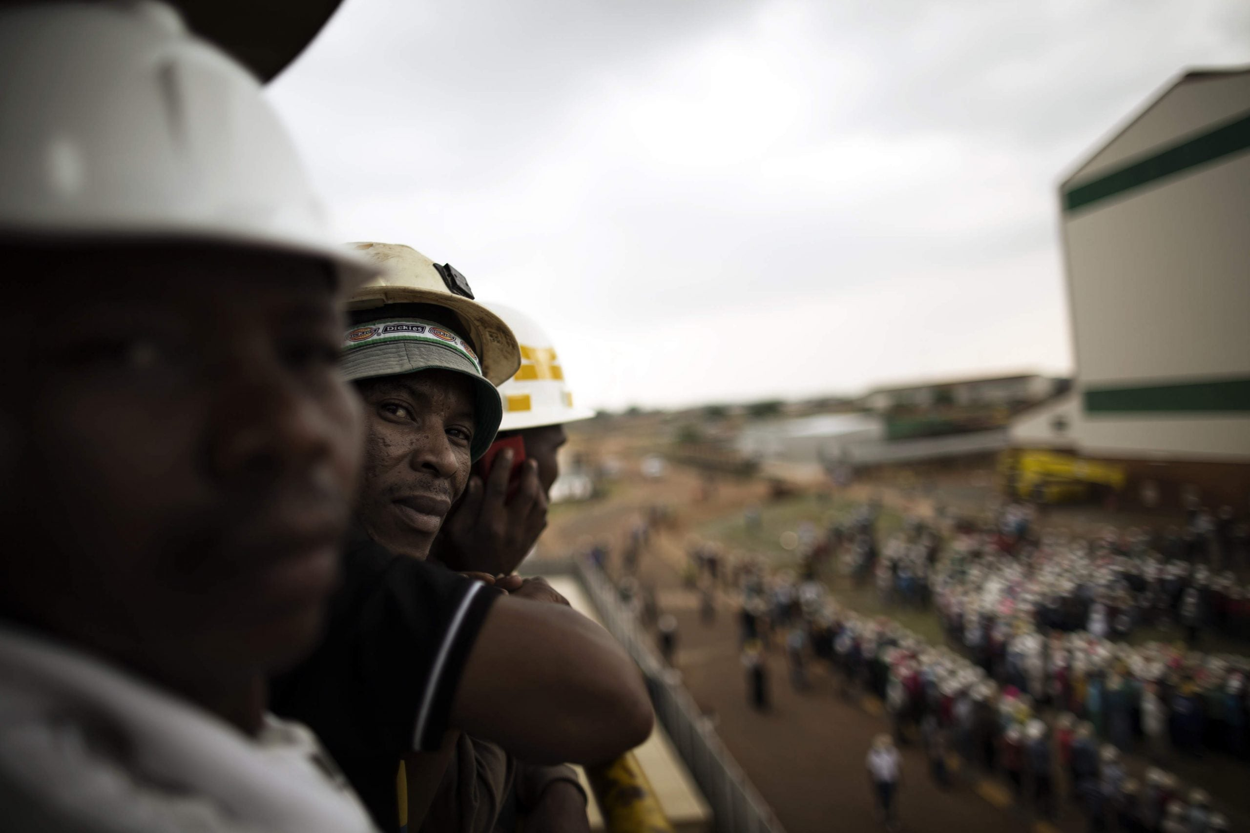 Underground epidemic: the tuberculosis crisis in South Africa's gold mines