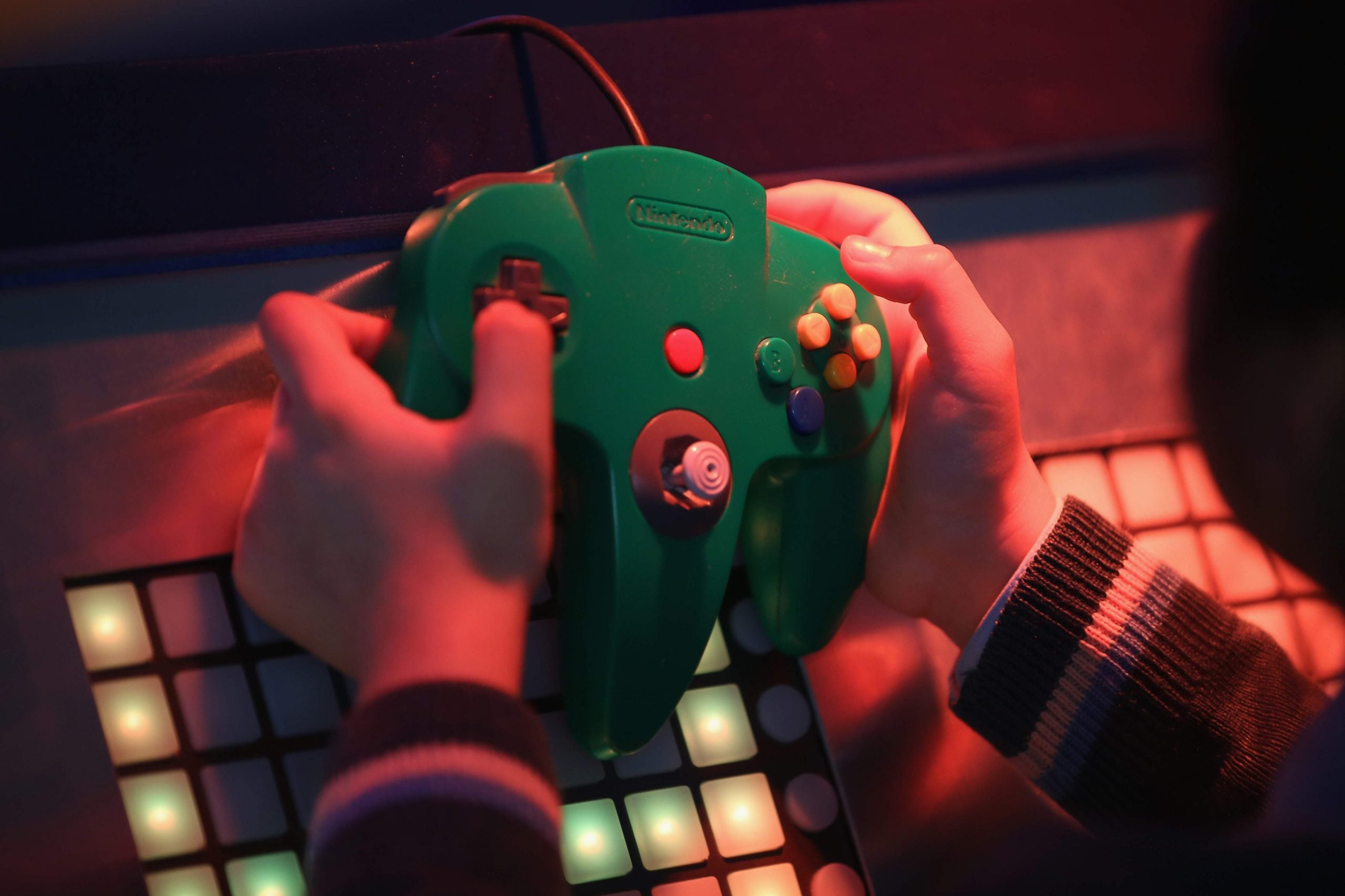 The cultural importance of the video game arcade