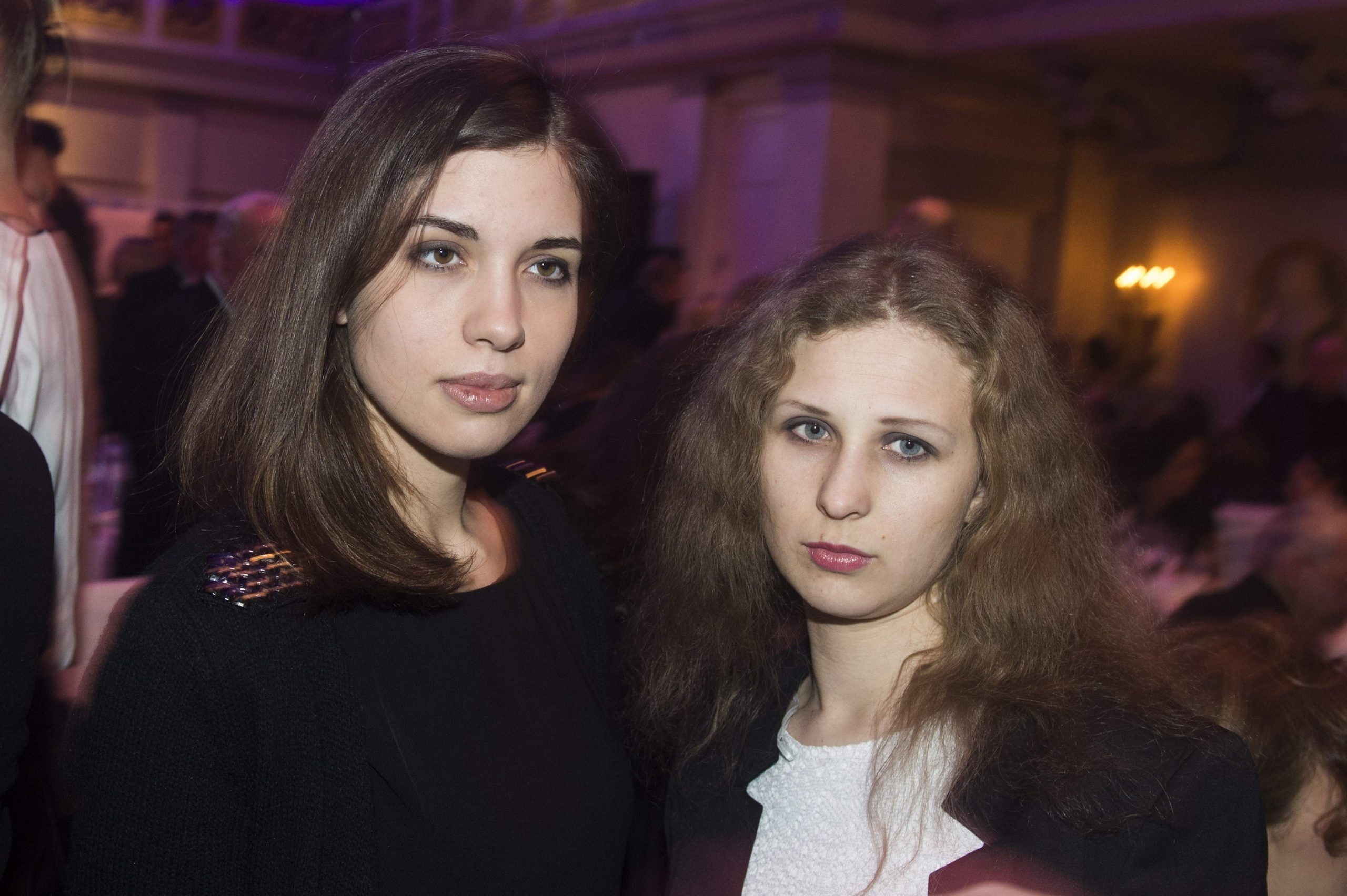 Two members of Pussy Riot arrested in Sochi