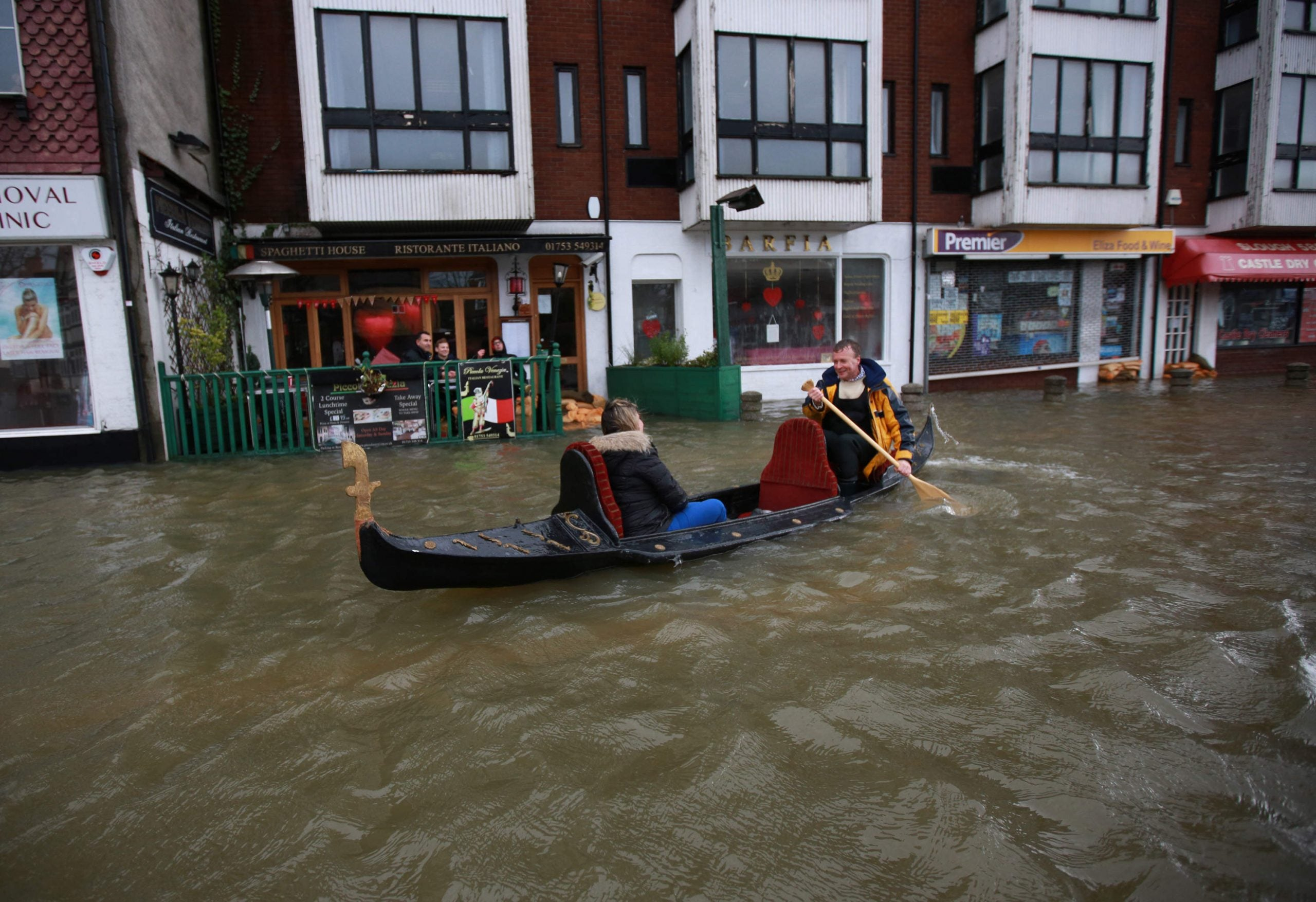 Borrowing is the best way to pay for flood protection