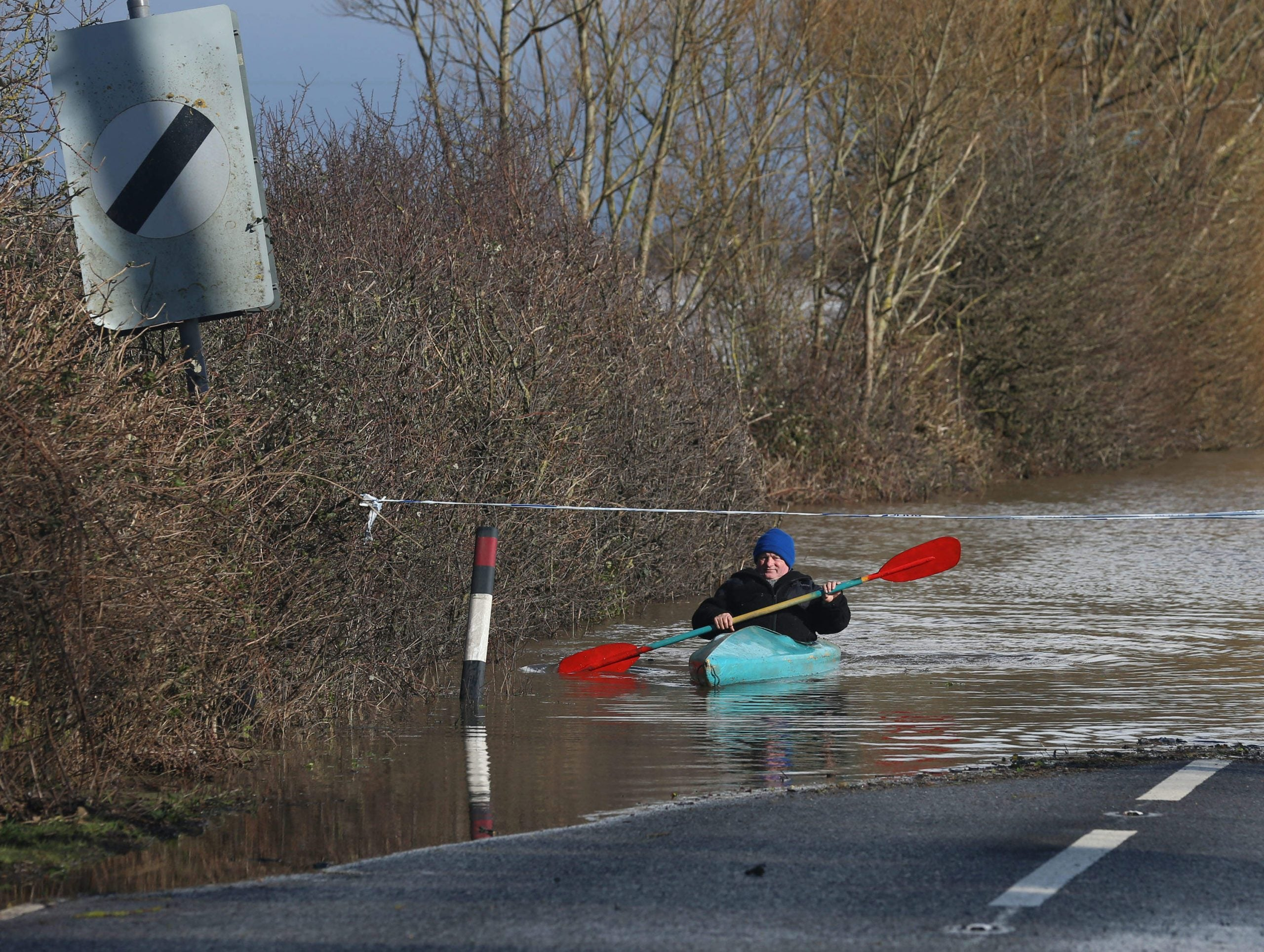 The storm factory: climate change and the winter floods