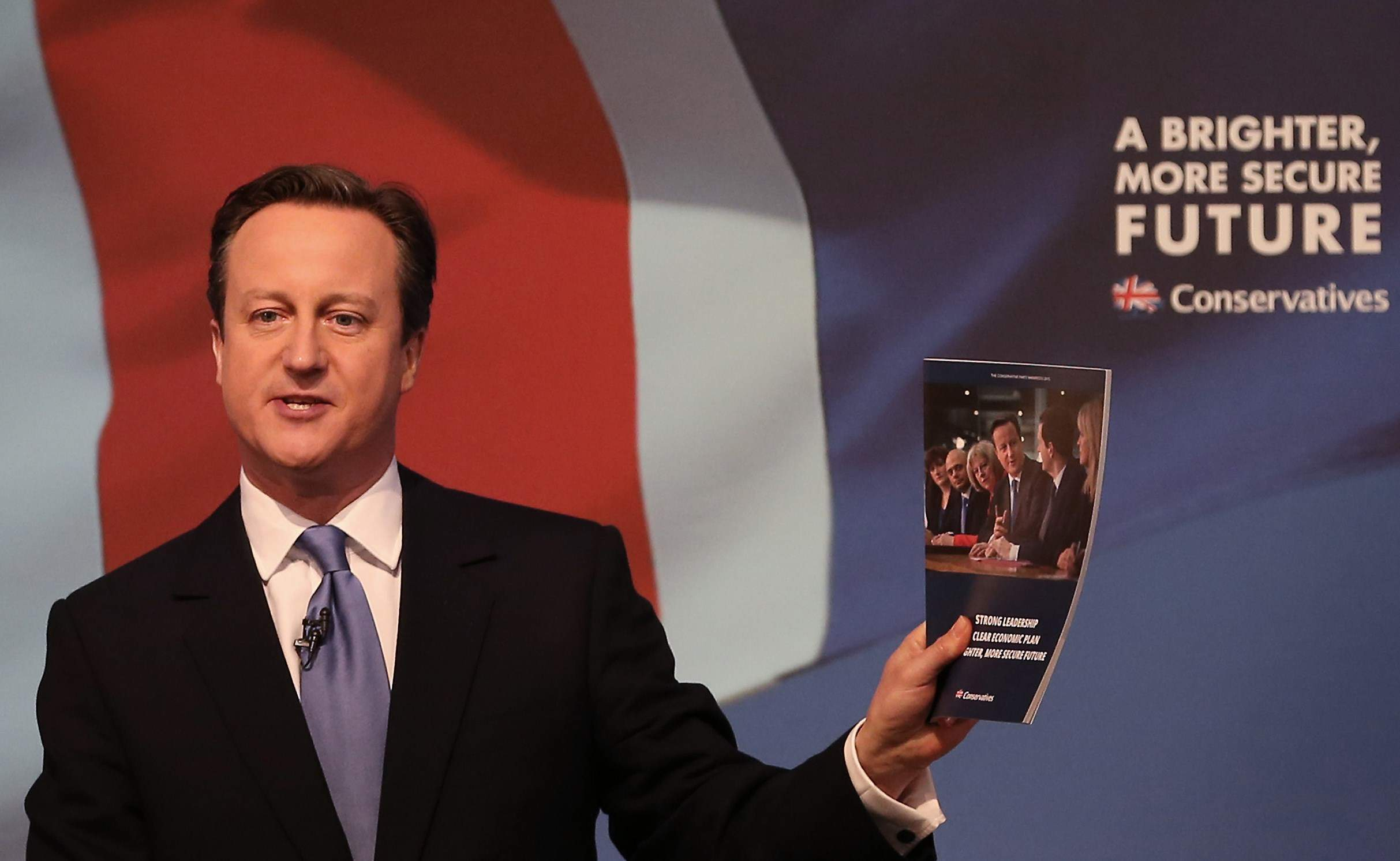 Simulection: What happens when you run the 2015 Conservative manifesto through a video game?
