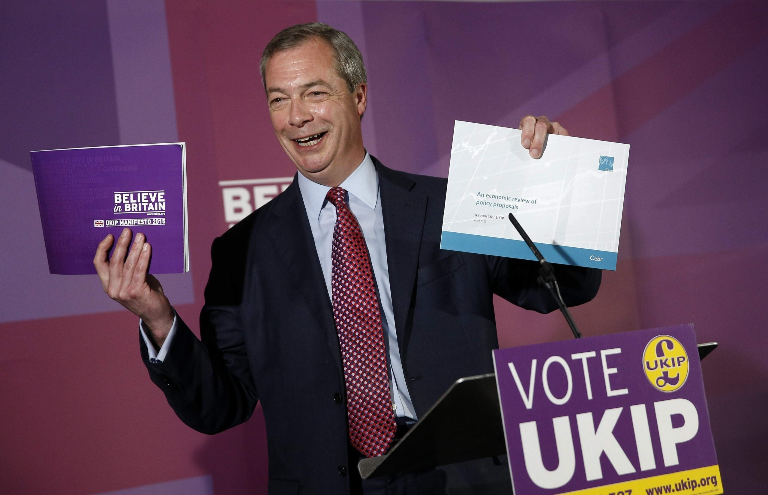 Simulection: What happens when you run the Ukip 2015 manifesto through a video game?