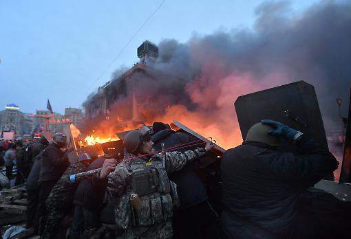 Ukraine is at war, we're just not admitting it yet