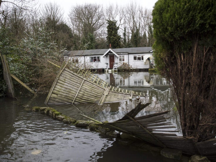 Counting the £1bn cost of the winter floods