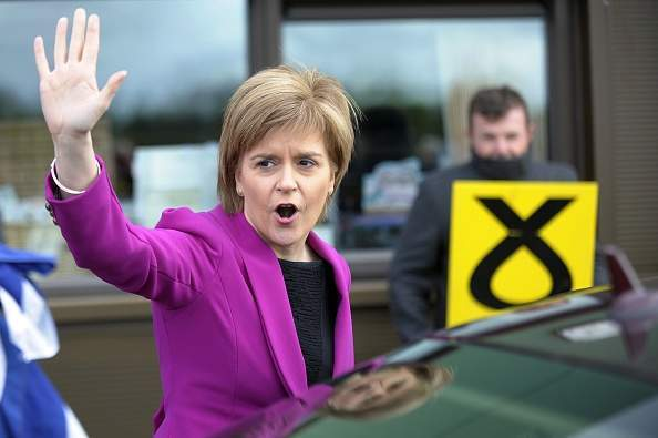 The winds of change are blowing through Scotland - and it's not over yet
