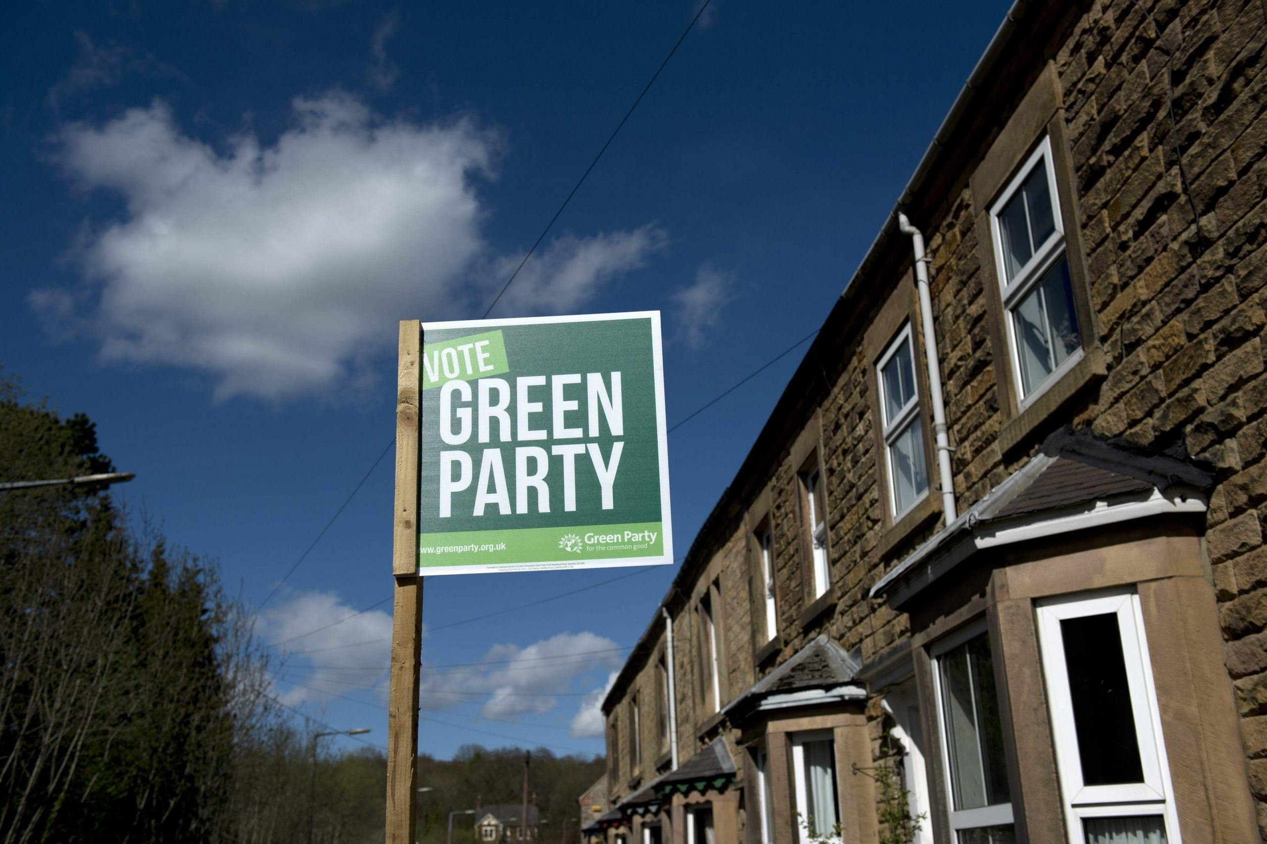 """Greens blame Tory majority on Labour's willingness to """"accept the narrative of its opponents"""""""