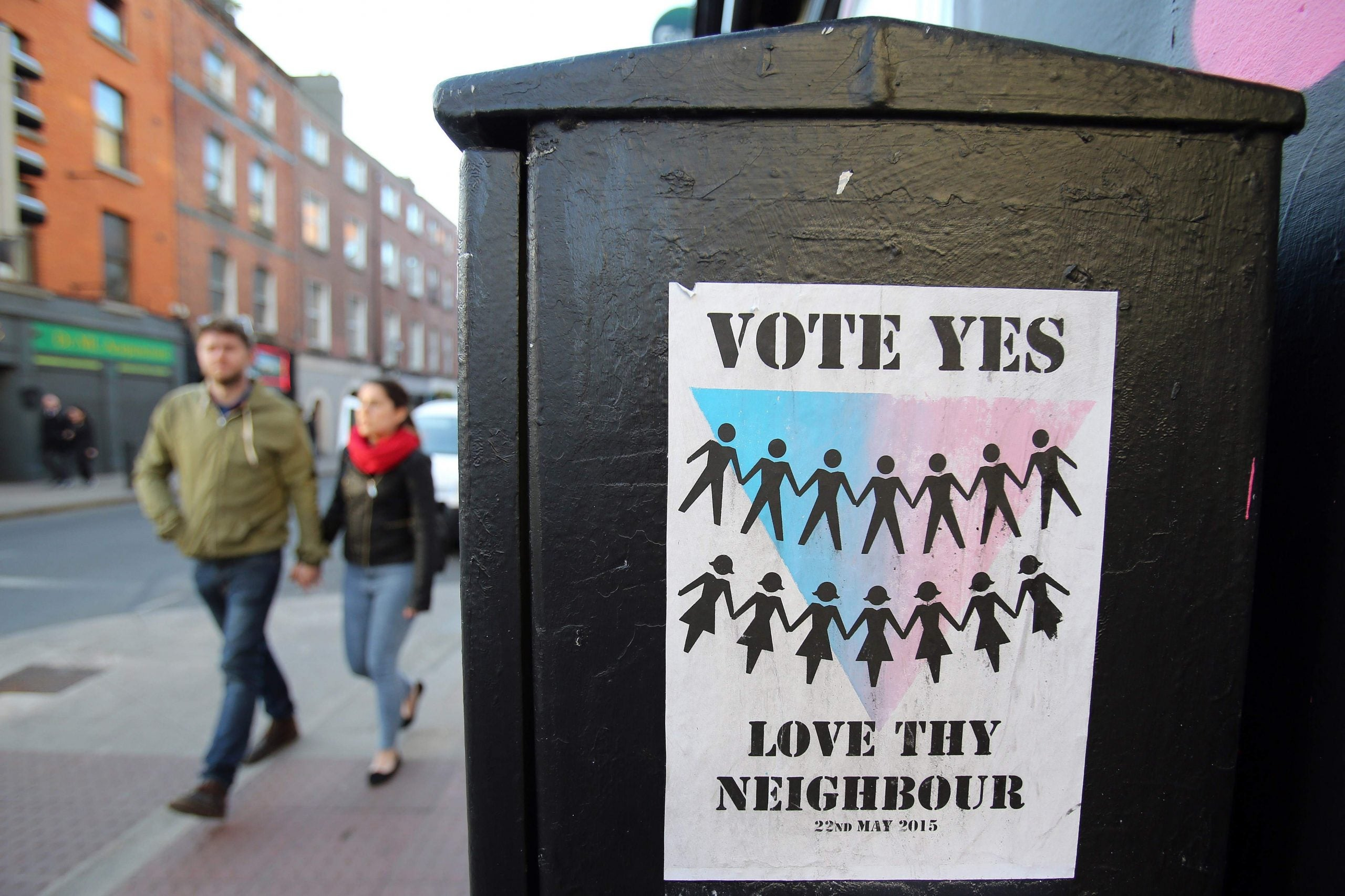 Will Ireland make history and vote for same sex marriage?