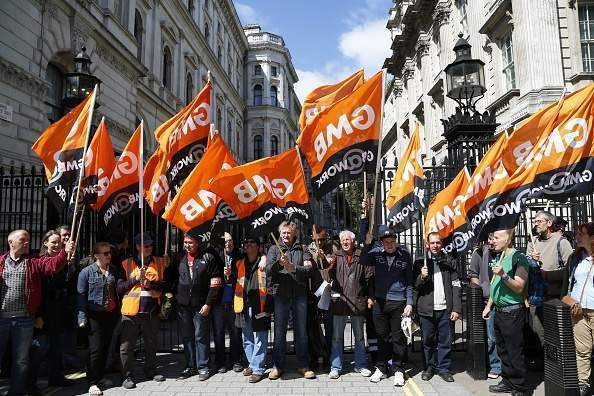 The Conservatives' attacks on trade unions are an attack on our most fundamental freedoms