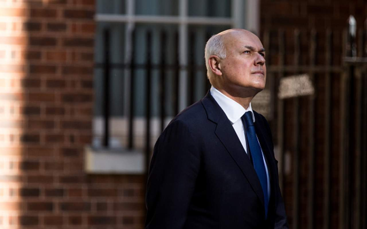 This time, Iain Duncan Smith may be right