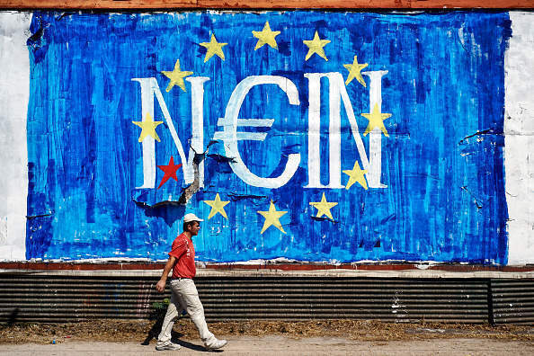 What Greece needs isn't Grexit, but debt relief