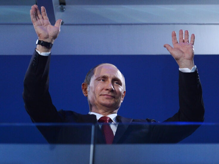 Letter from Moscow: the mood turns nasty