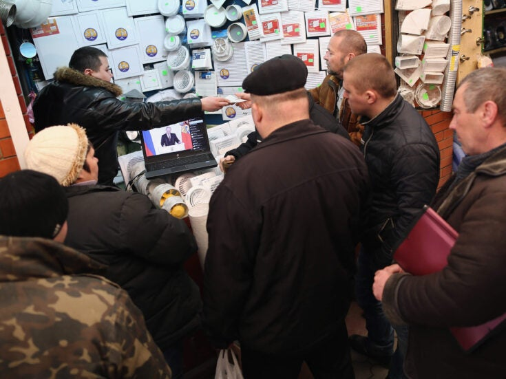 Vlad the impatient: why timid western politics won't wash with Putin