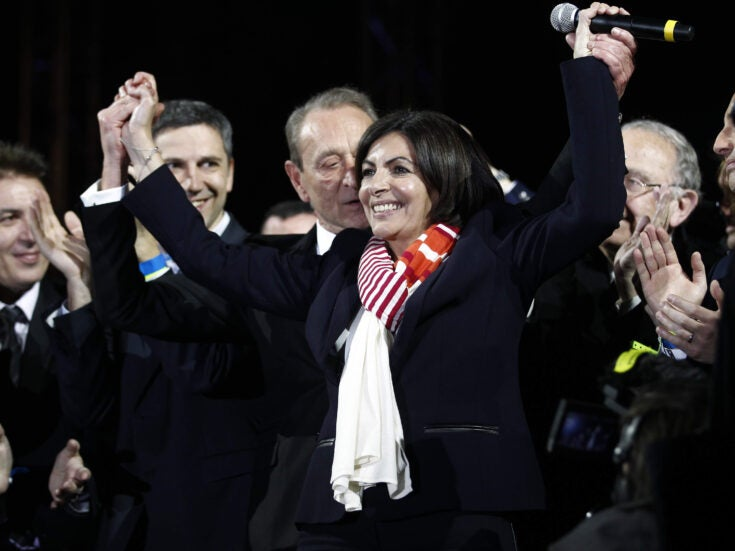 French Socialists humiliated in local elections