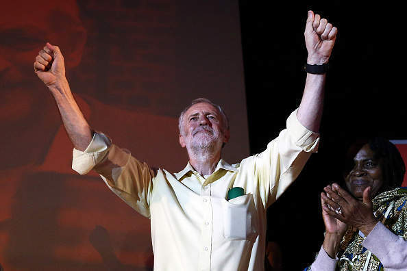 I voted for Jeremy Corbyn today - and here's why