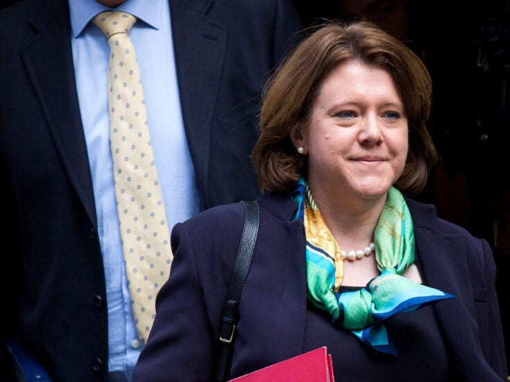 What did Maria Miller actually do as minister for women?