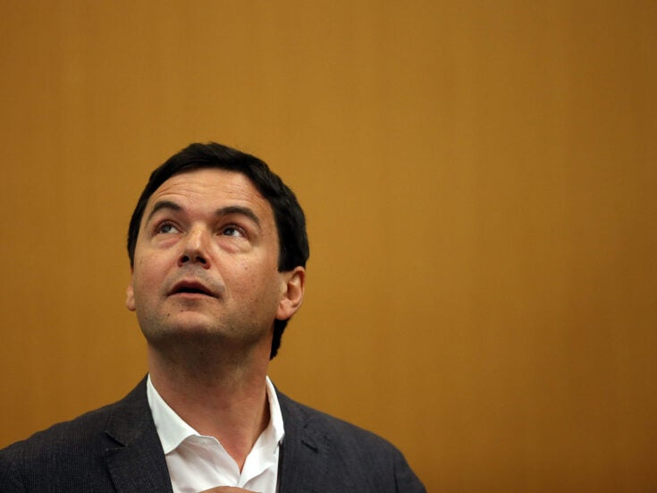 """""""Marx? I never really managed to read it"""" – an interview with Thomas Piketty"""