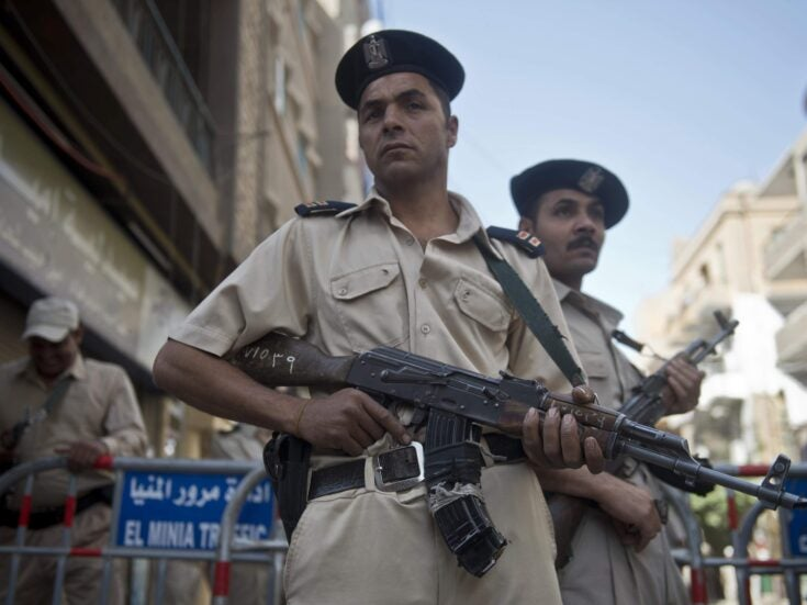 The UK must stand against Egypt's disregard of human rights