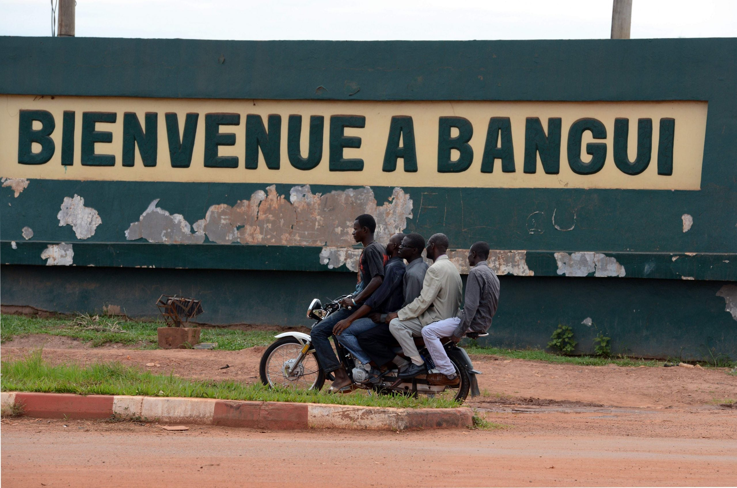 Hell is an understatement: a report from the bloody, crumbling Central African Republic