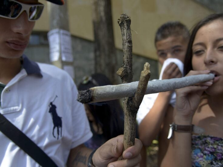 Why the costly, pointless war on drugs must come to an end