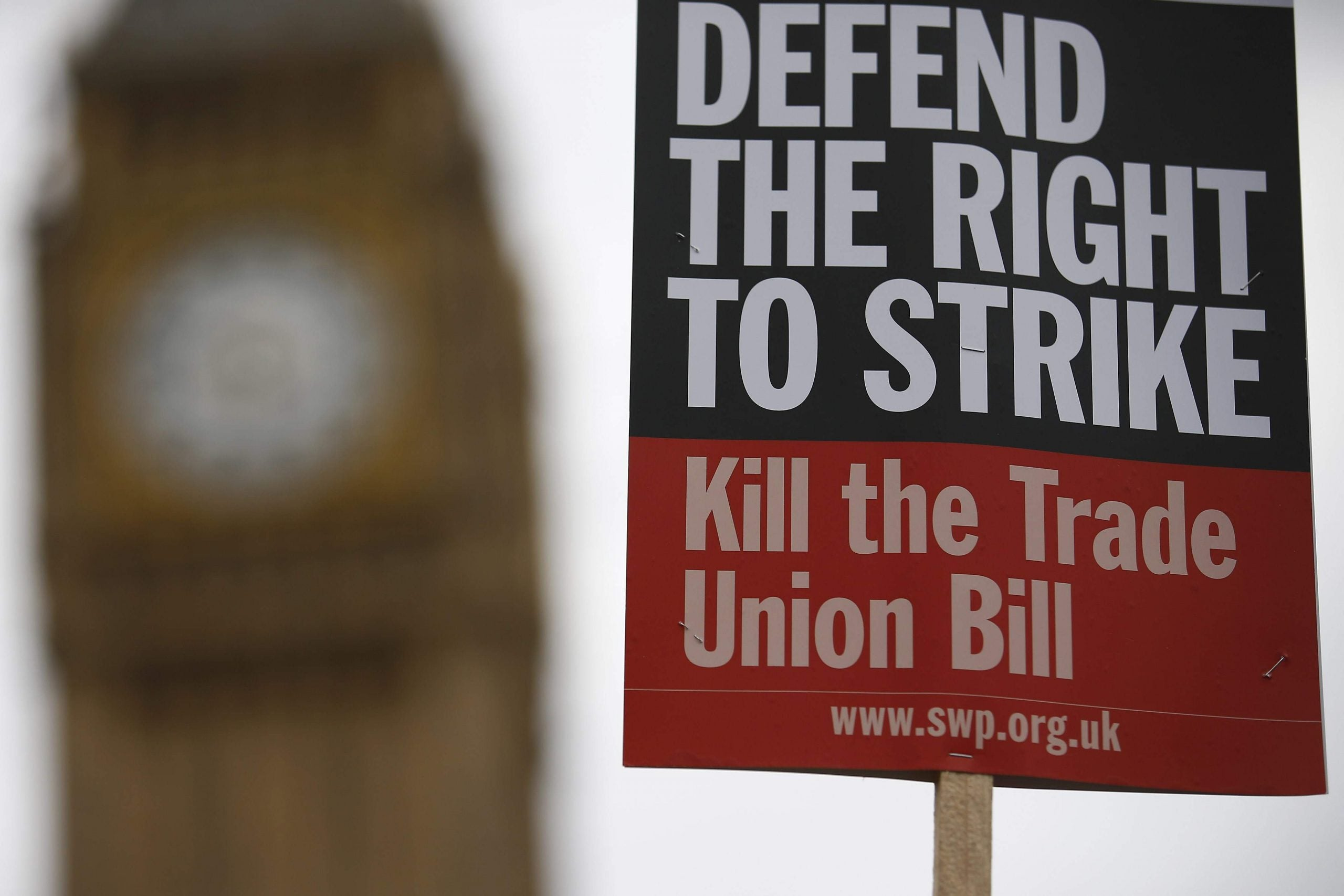 Without cross-party support, the Trade Union Bill looks like a Tory stitch-up