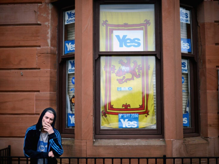 """Why the Yes campaign isn't winning the economic argument in """"middle"""" Scotland"""