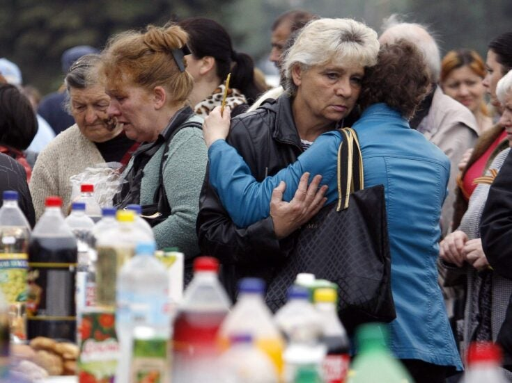 Ukraine: as the death toll rises, a collective psychosis is taking hold