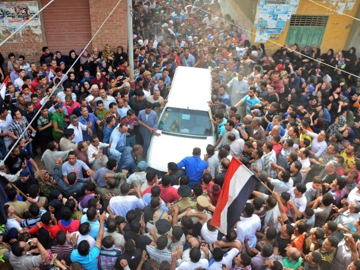 By trying to control civil society, the Egyptian government could fuel more social unrest