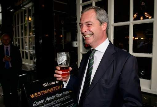 We can't just give Nigel Farage the silent treatment