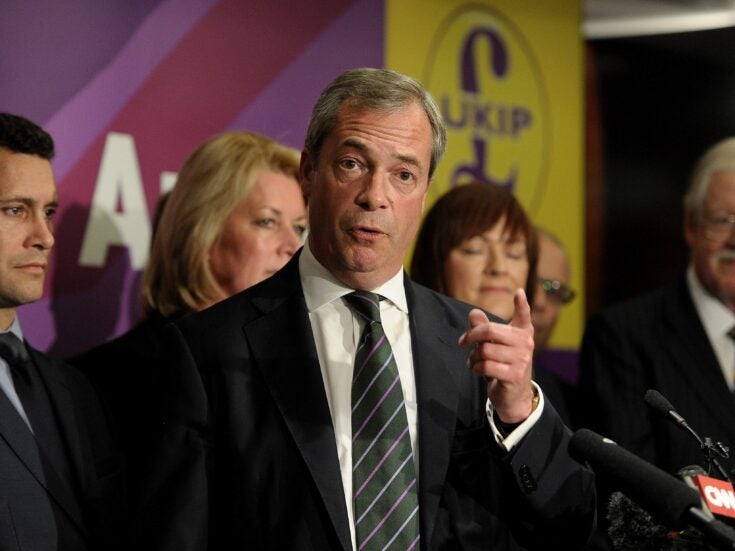 It's time to challenge Ukip over its climate change denial
