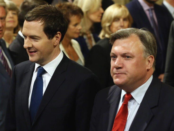As Osborne ducks the issue of low pay, Labour can create a new dividing line