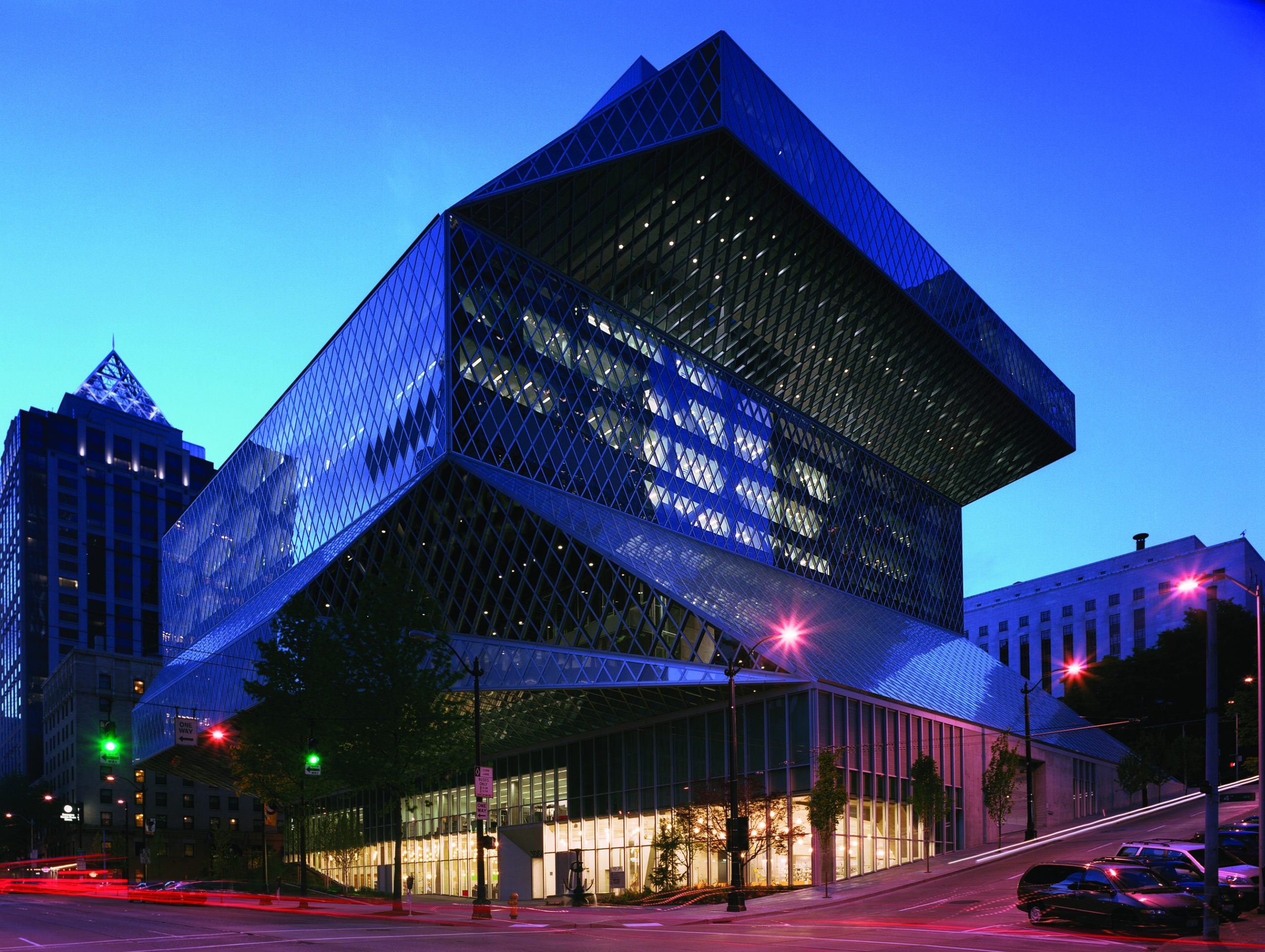 How Seattle's public library is stepping up to deal with the city's homelessness crisis