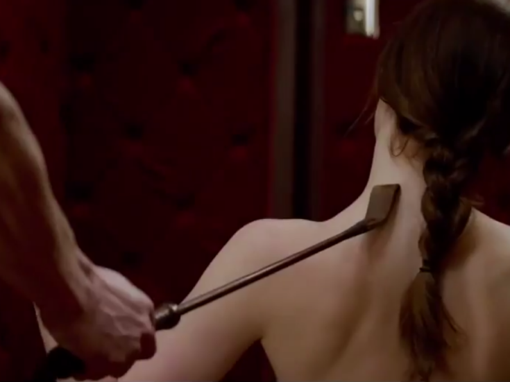 The 50 Shades film trailer shows us Grey's decor is almost as bad as his BDSM rope-work
