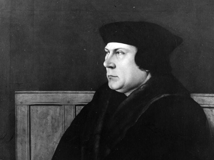 Behind the Mantel: in search of the real Thomas Cromwell