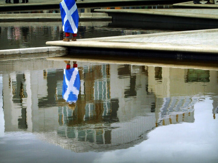 Scottish nationalism isn't about how bad Westminster is; it's about how good Holyrood is