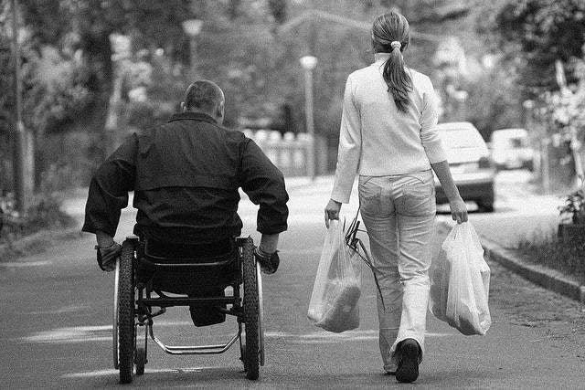 Benefit payment delays and the bedroom tax impact terribly on disabled people's lives