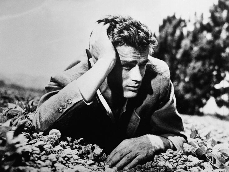 James Dean and the birth of modern masculinity